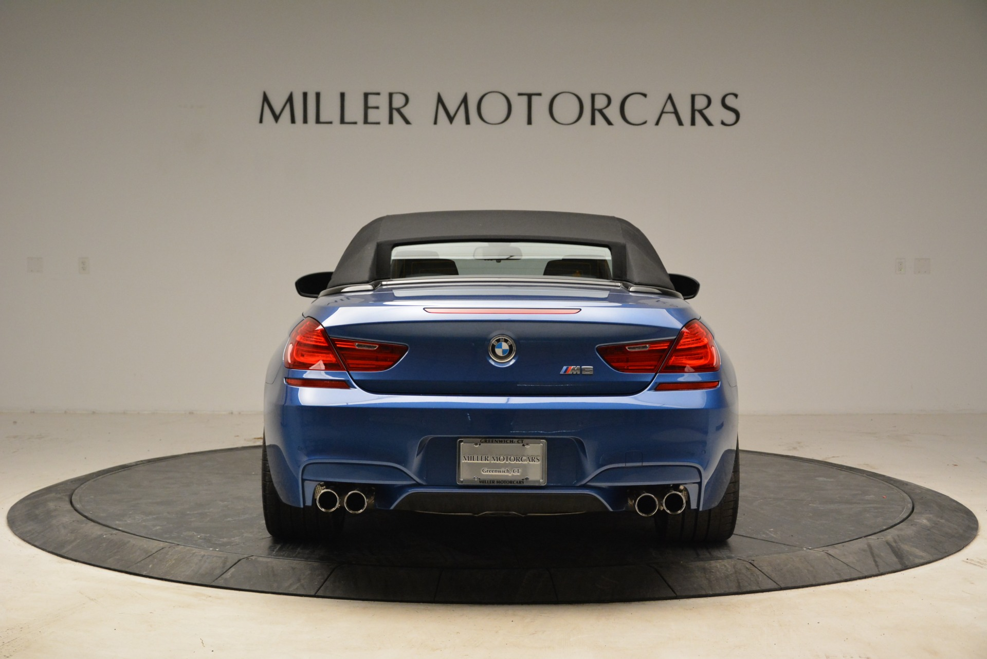 Used 2013 BMW M6 Convertible For Sale In Greenwich, CT. Alfa Romeo of Greenwich, 7315 1965_p18