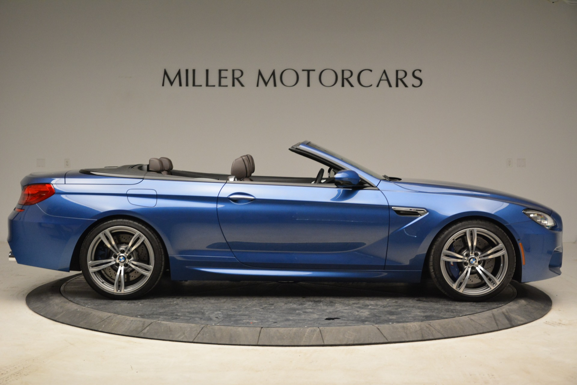 Used 2013 BMW M6 Convertible For Sale In Greenwich, CT. Alfa Romeo of Greenwich, 7315 1965_p9