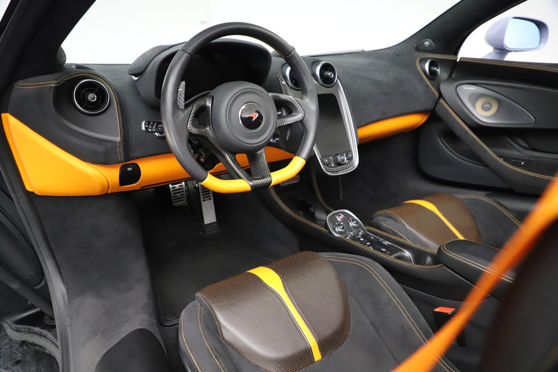 New 2018 McLaren 570S Spider For Sale In Greenwich, CT. Alfa Romeo of Greenwich, MC332 1968_p32