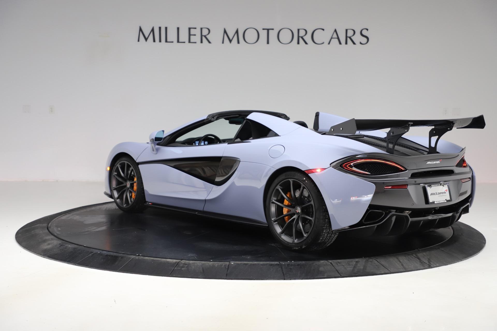 New 2018 McLaren 570S Spider For Sale In Greenwich, CT. Alfa Romeo of Greenwich, MC332 1968_p3