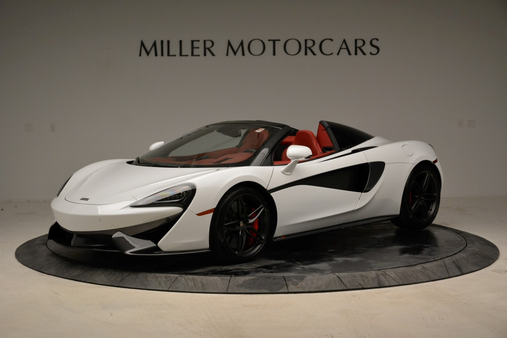 New 2018 McLaren 570S Spider For Sale In Greenwich, CT. Alfa Romeo of Greenwich, MC330 1969_main