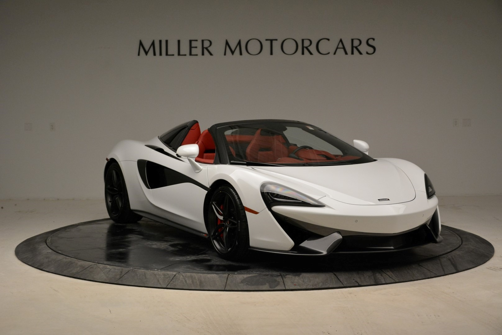 New 2018 McLaren 570S Spider For Sale In Greenwich, CT. Alfa Romeo of Greenwich, MC330 1969_p11