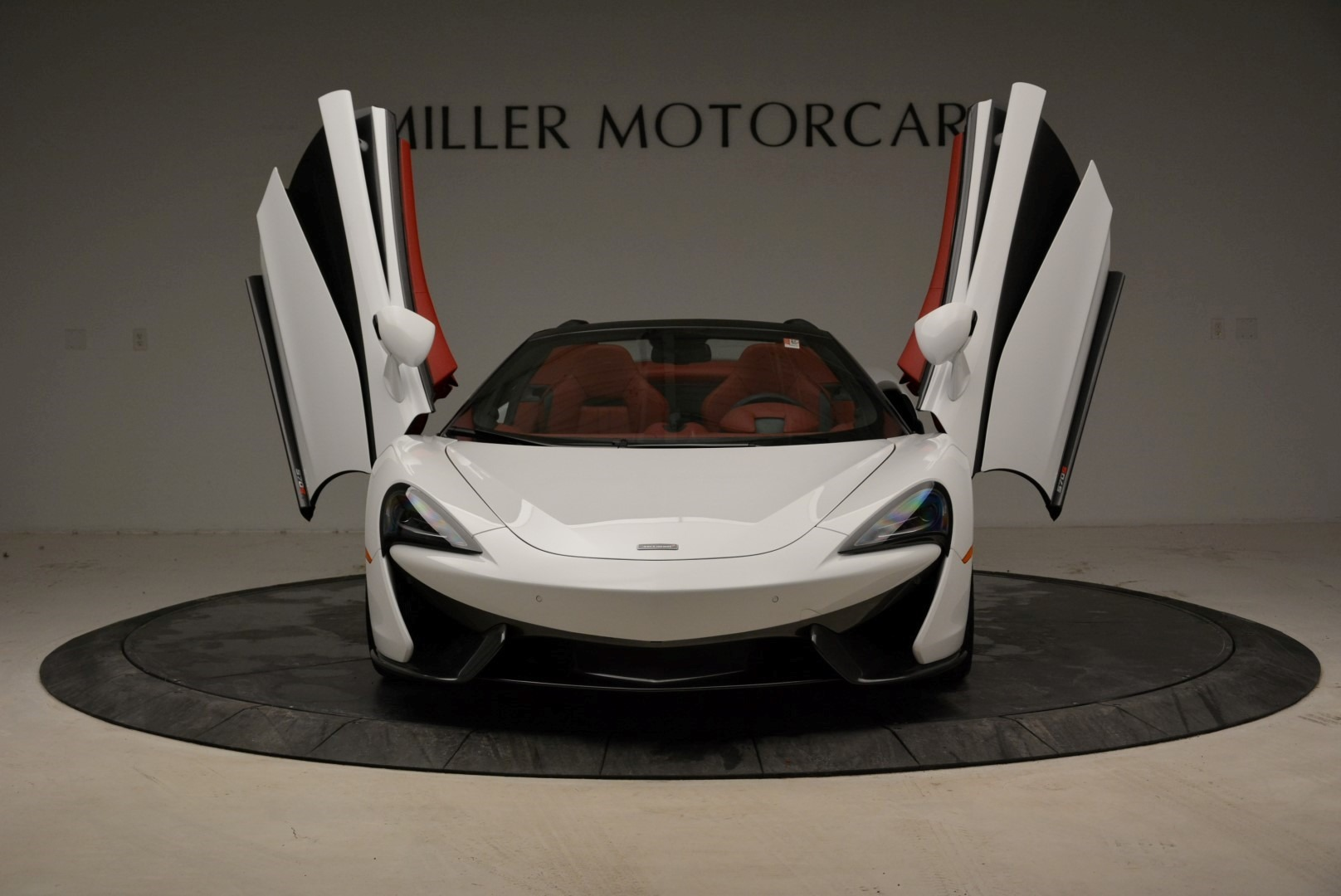 New 2018 McLaren 570S Spider For Sale In Greenwich, CT. Alfa Romeo of Greenwich, MC330 1969_p13