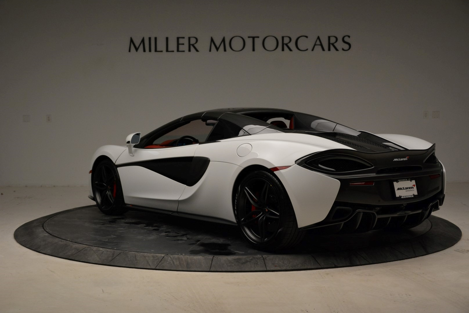 New 2018 McLaren 570S Spider For Sale In Greenwich, CT. Alfa Romeo of Greenwich, MC330 1969_p17