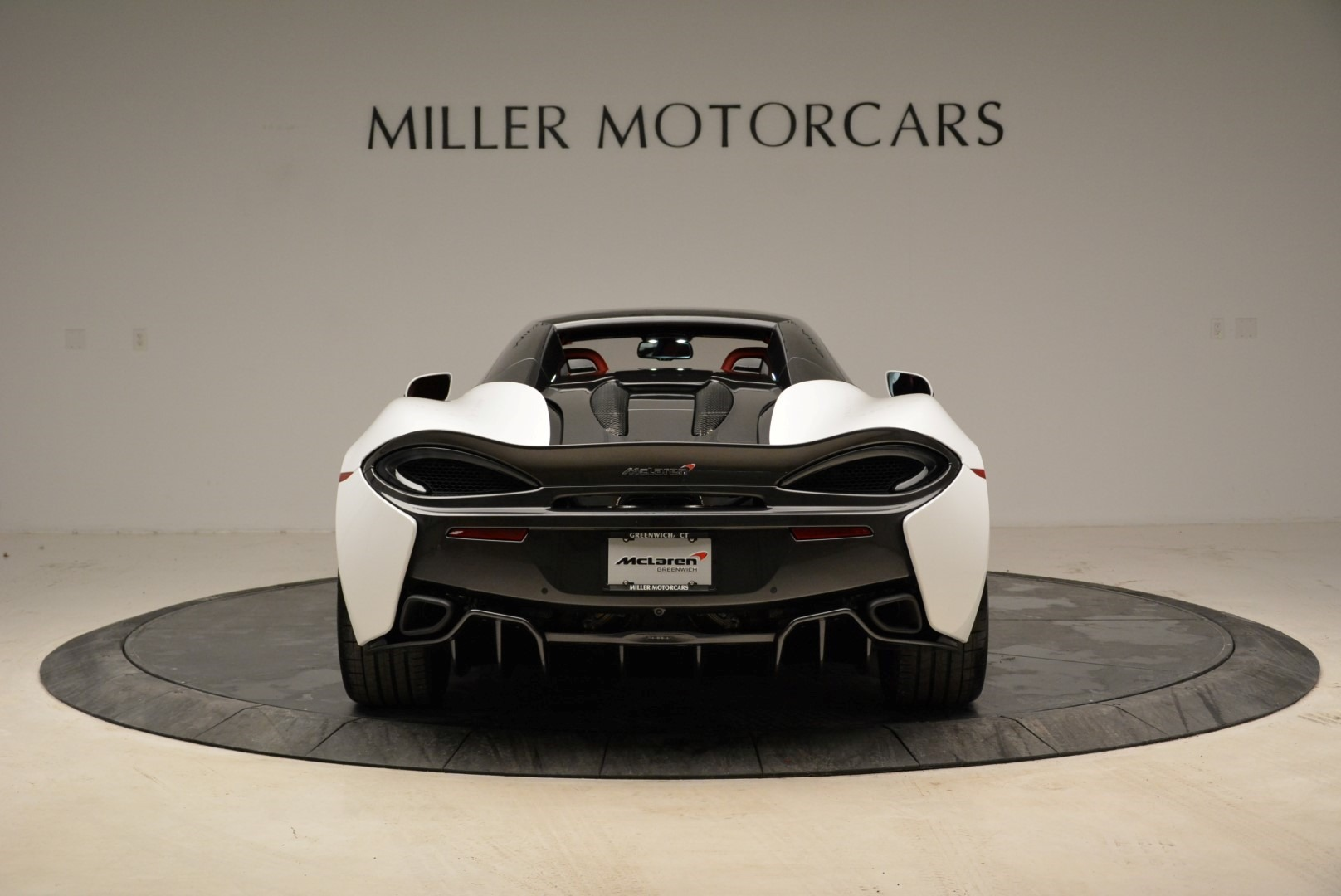 New 2018 McLaren 570S Spider For Sale In Greenwich, CT. Alfa Romeo of Greenwich, MC330 1969_p18