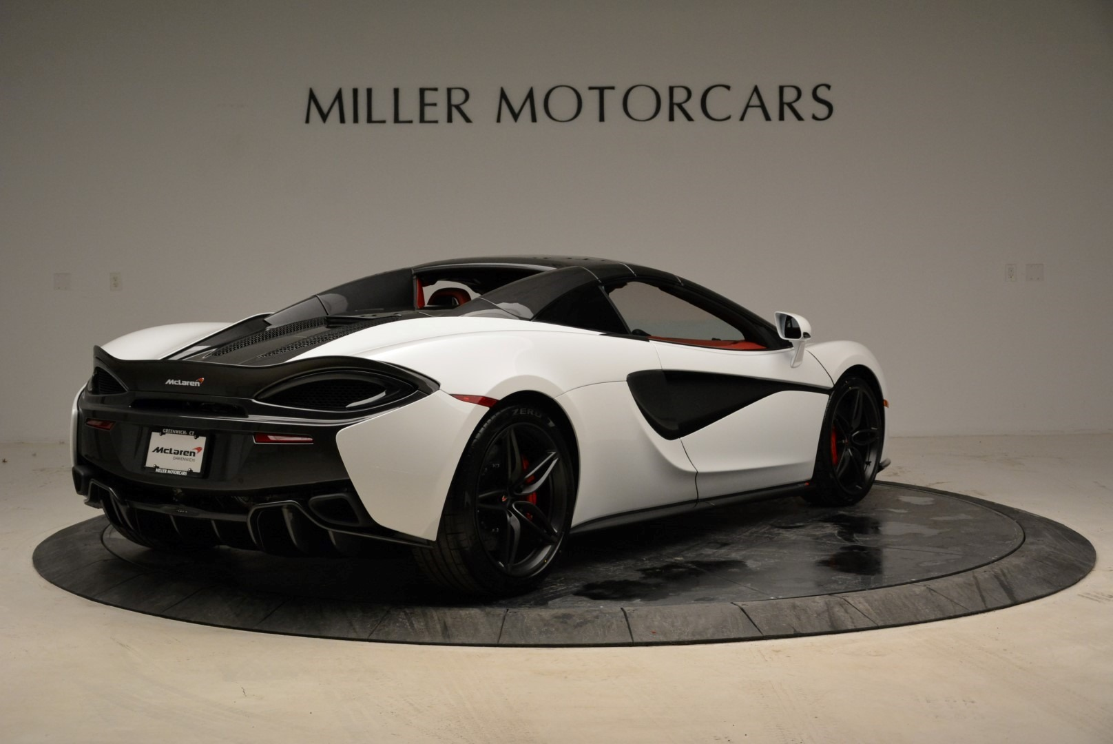 New 2018 McLaren 570S Spider For Sale In Greenwich, CT. Alfa Romeo of Greenwich, MC330 1969_p19