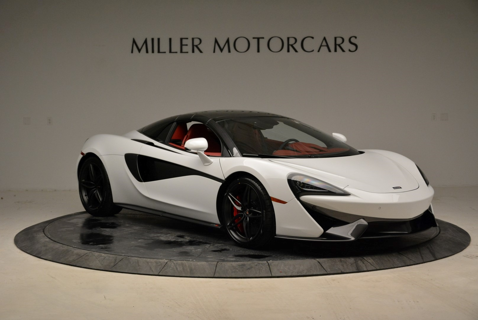New 2018 McLaren 570S Spider For Sale In Greenwich, CT. Alfa Romeo of Greenwich, MC330 1969_p21