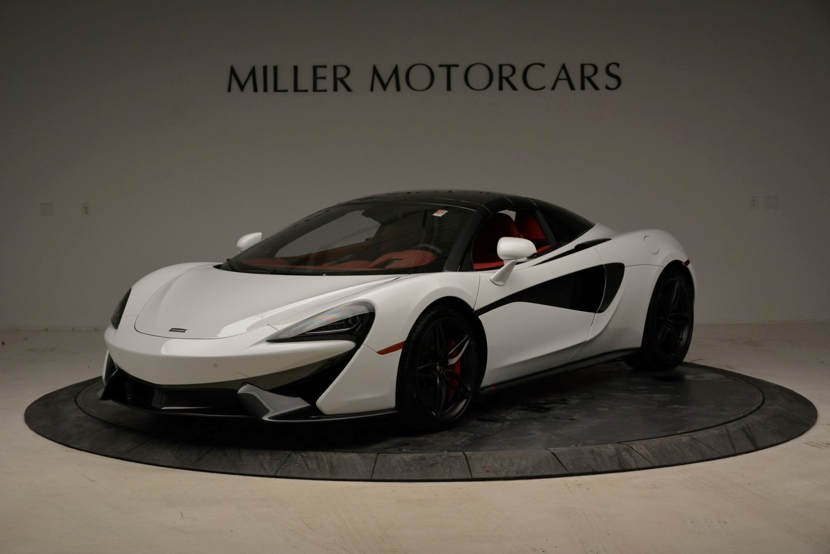 New 2018 McLaren 570S Spider For Sale In Greenwich, CT. Alfa Romeo of Greenwich, MC330 1969_p23
