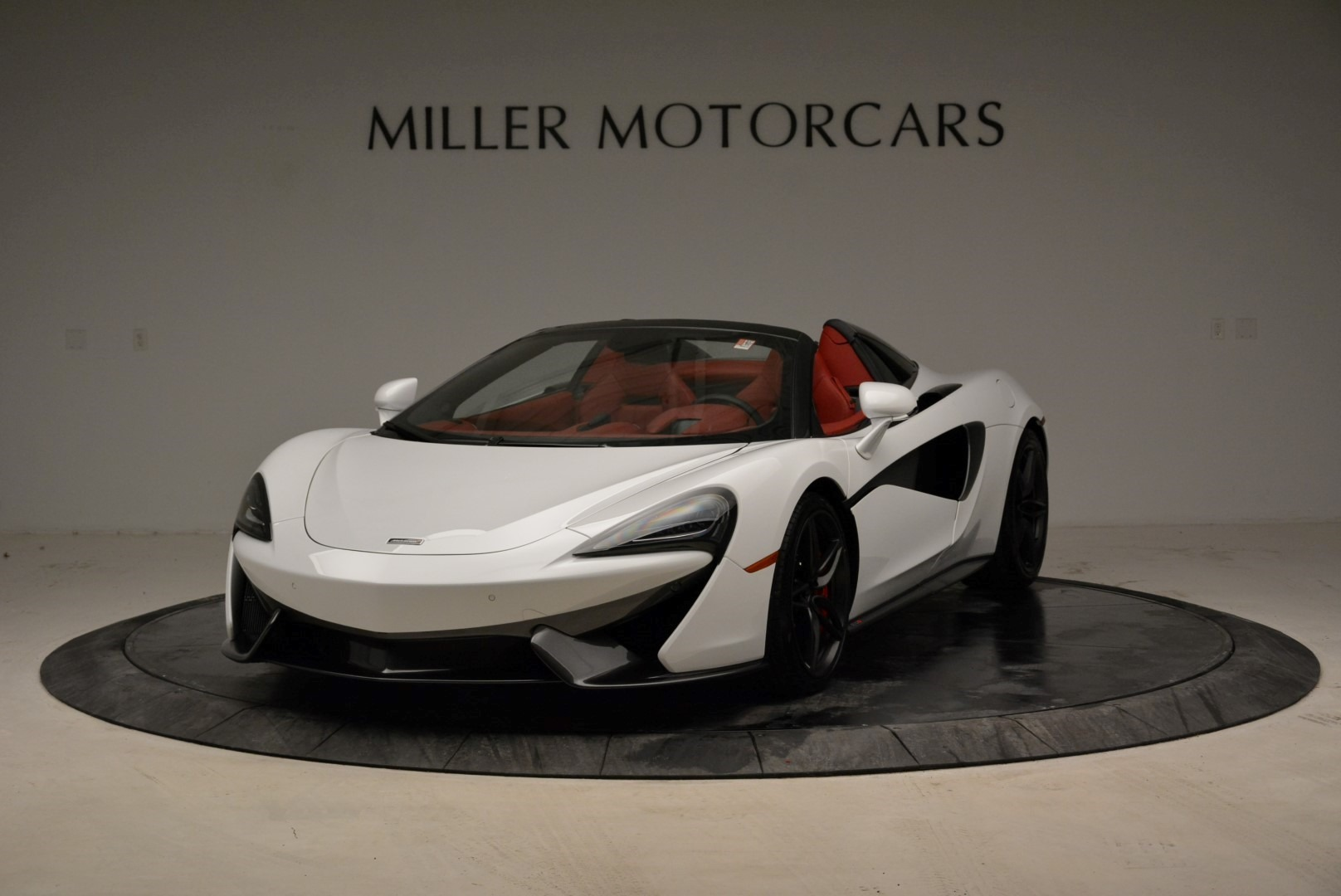 New 2018 McLaren 570S Spider For Sale In Greenwich, CT. Alfa Romeo of Greenwich, MC330 1969_p2