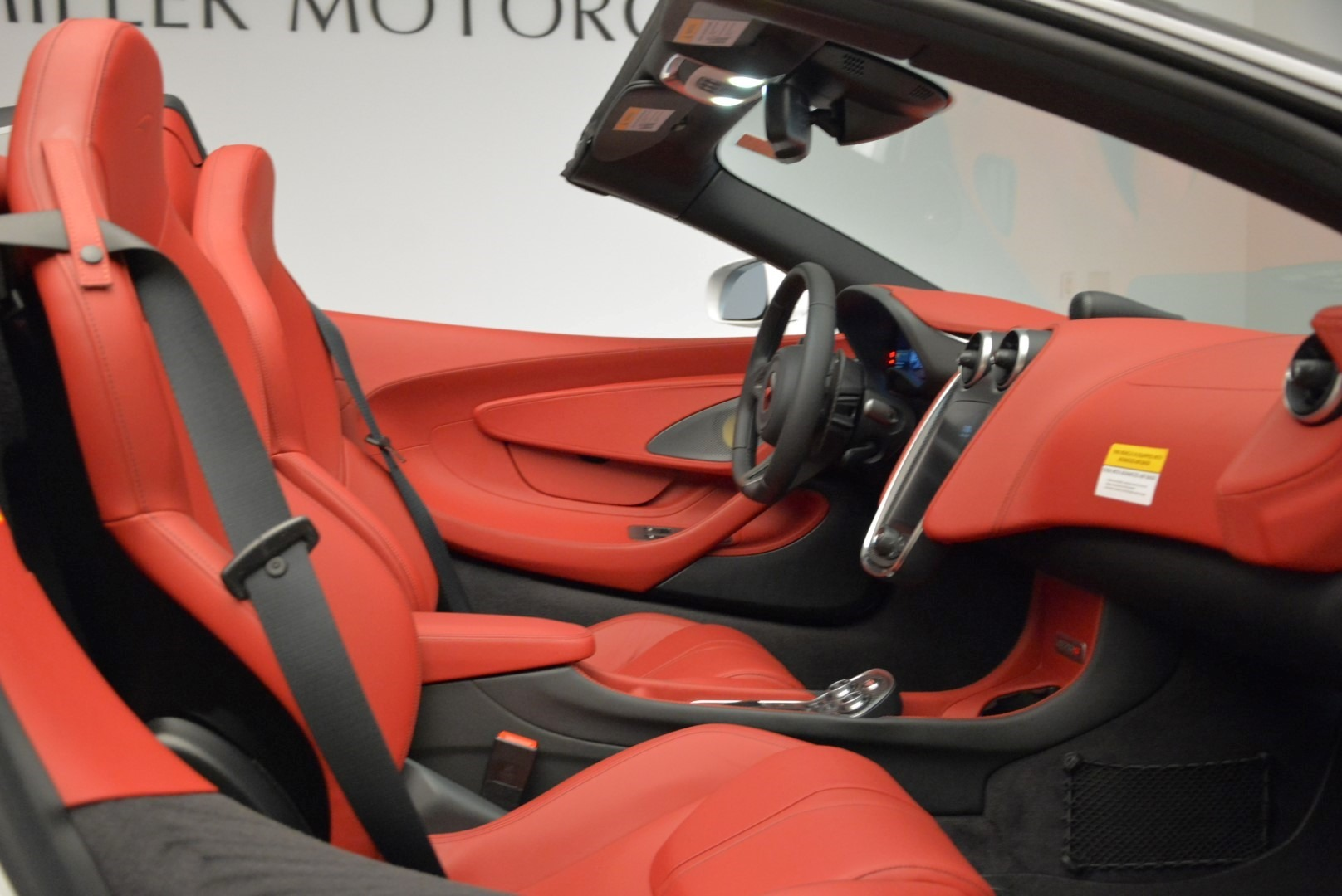 New 2018 McLaren 570S Spider For Sale In Greenwich, CT. Alfa Romeo of Greenwich, MC330 1969_p30