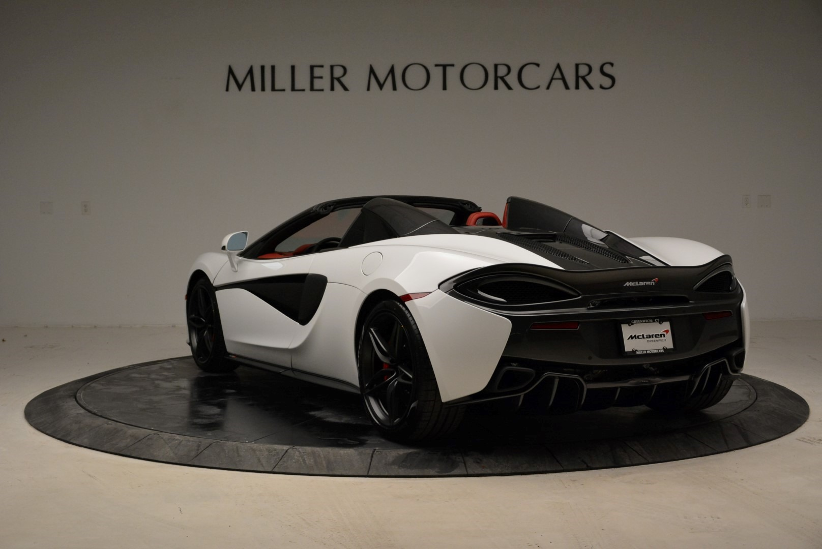 New 2018 McLaren 570S Spider For Sale In Greenwich, CT. Alfa Romeo of Greenwich, MC330 1969_p5
