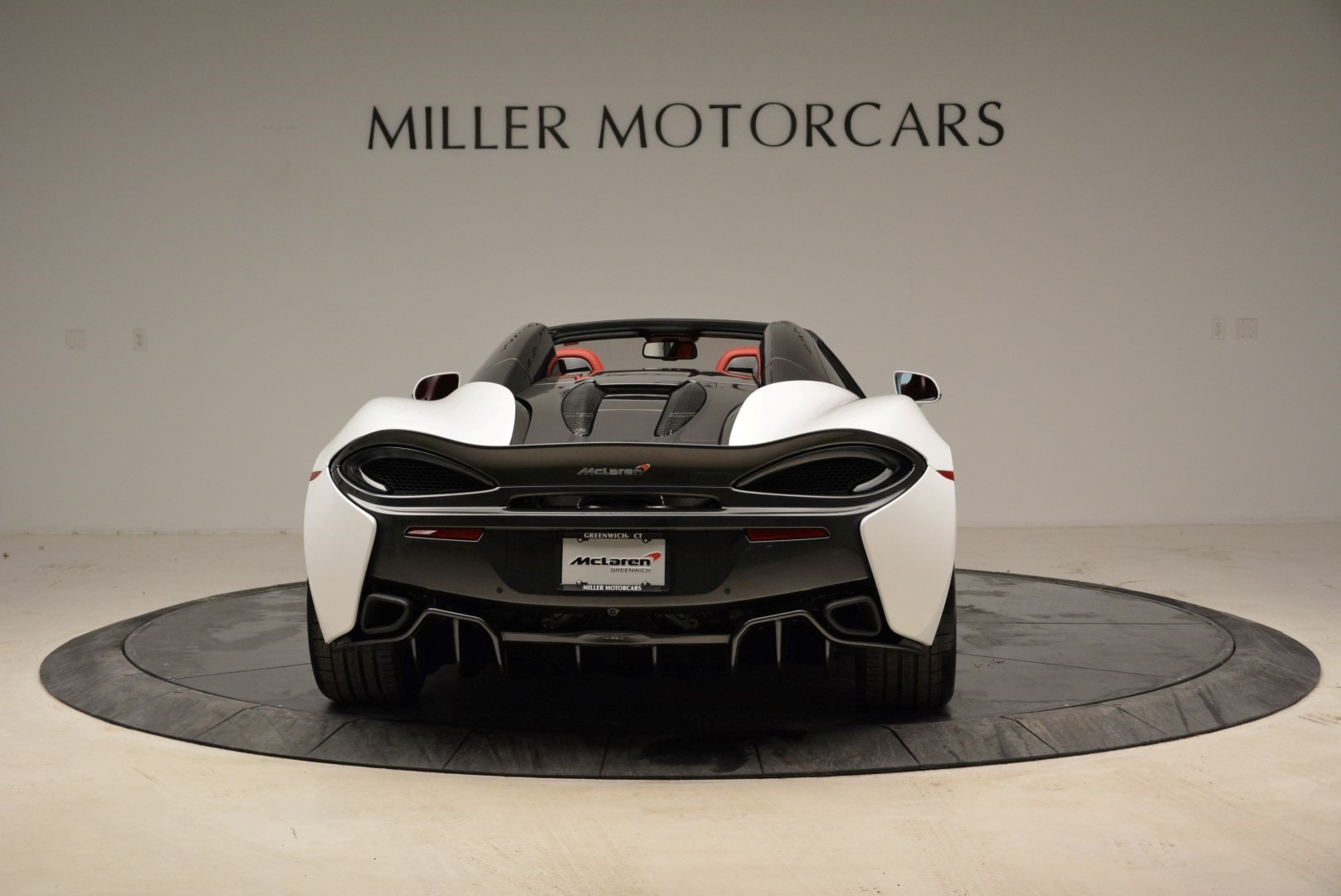 New 2018 McLaren 570S Spider For Sale In Greenwich, CT. Alfa Romeo of Greenwich, MC330 1969_p6