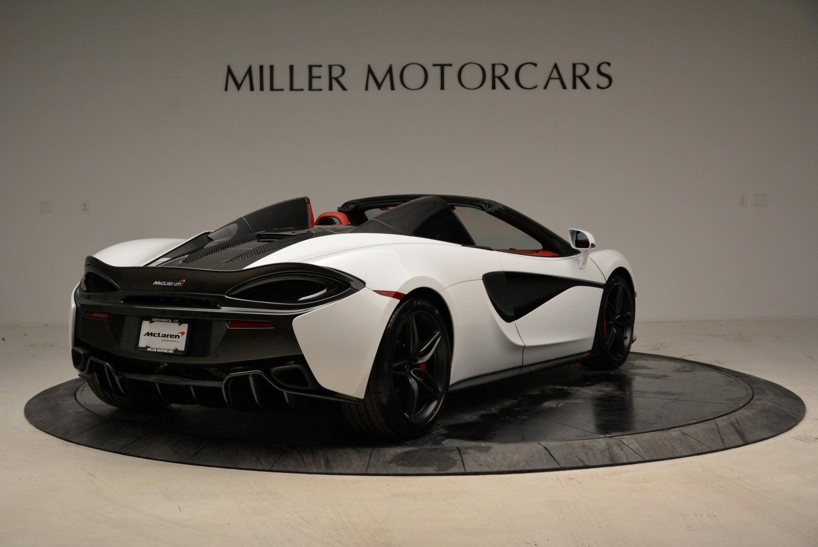 New 2018 McLaren 570S Spider For Sale In Greenwich, CT. Alfa Romeo of Greenwich, MC330 1969_p7