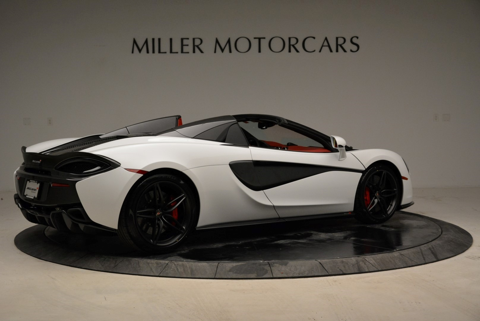 New 2018 McLaren 570S Spider For Sale In Greenwich, CT. Alfa Romeo of Greenwich, MC330 1969_p8