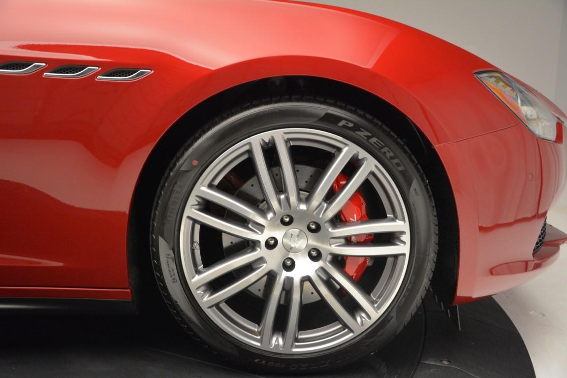 New 2016 Maserati Ghibli S Q4 For Sale In Greenwich, CT. Alfa Romeo of Greenwich, M1622 197_p28