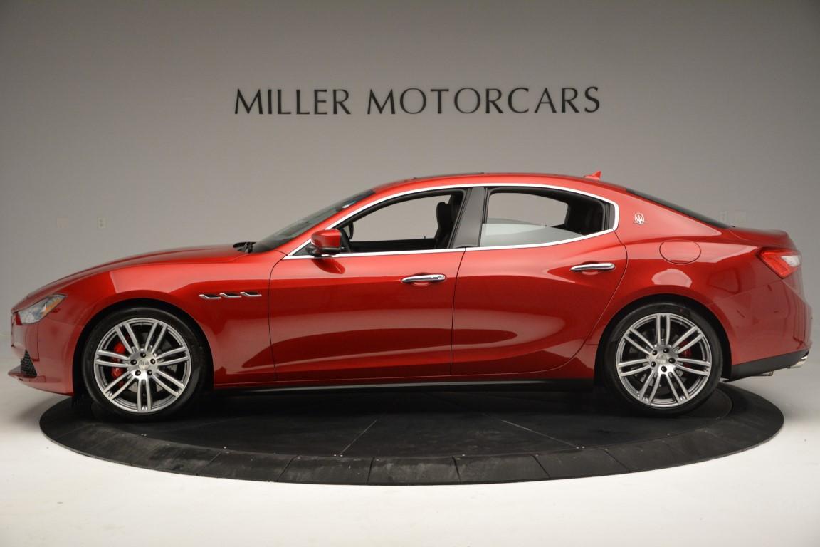 New 2016 Maserati Ghibli S Q4 For Sale In Greenwich, CT. Alfa Romeo of Greenwich, M1622 197_p3