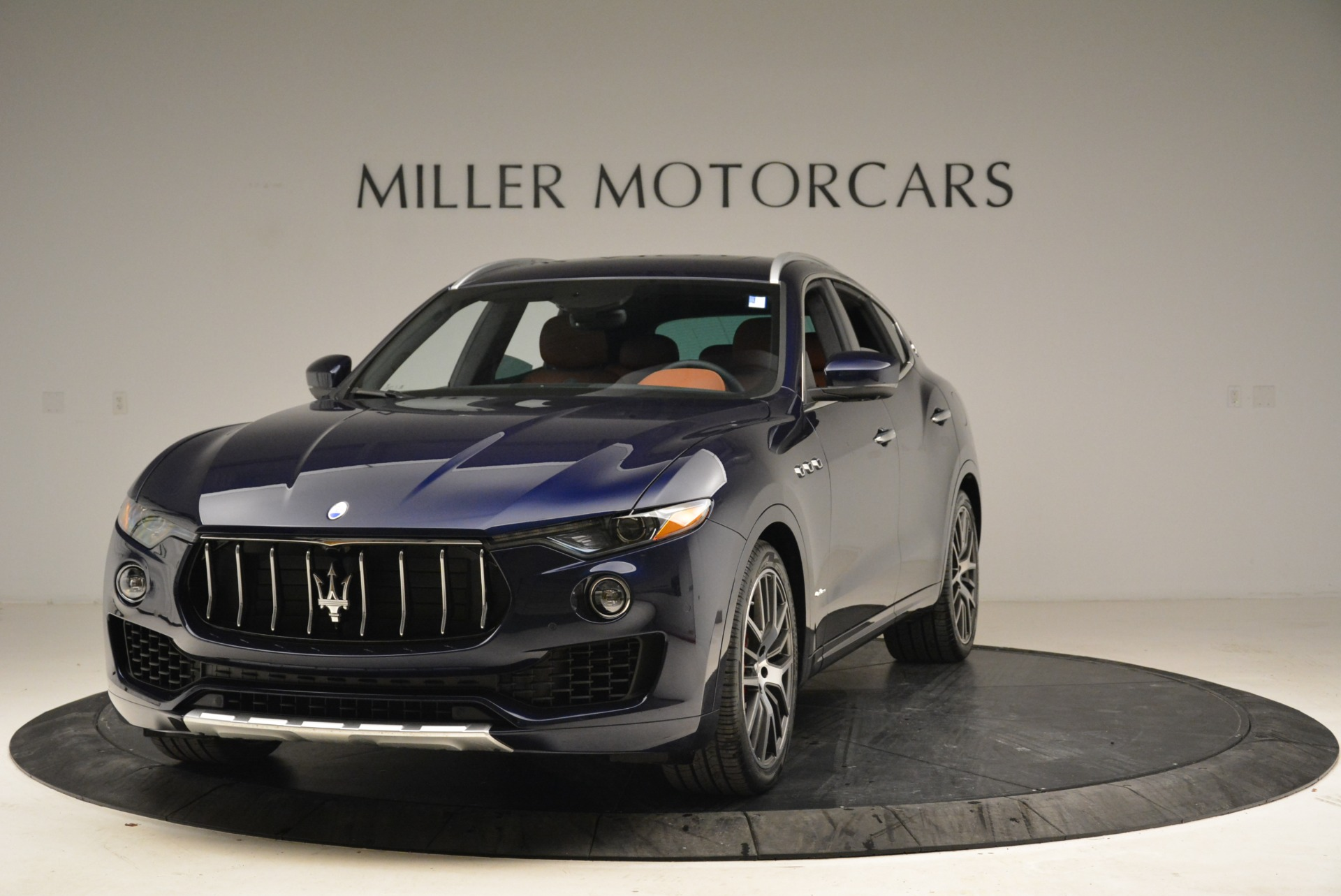 New 2018 Maserati Levante S Q4 GranLusso For Sale In Greenwich, CT. Alfa Romeo of Greenwich, M2039