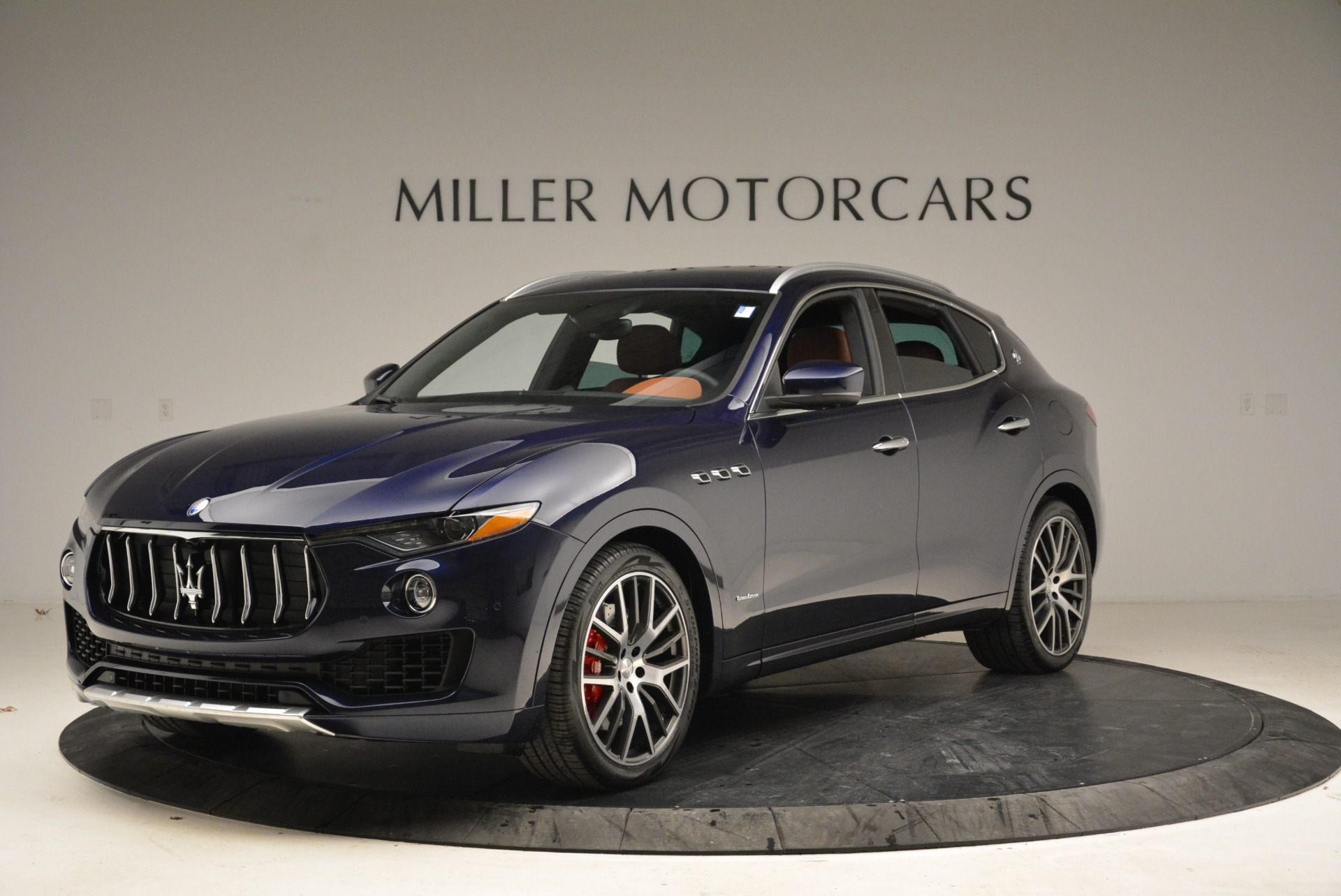 New 2018 Maserati Levante S Q4 GranLusso For Sale In Greenwich, CT. Alfa Romeo of Greenwich, M2039 1971_p2