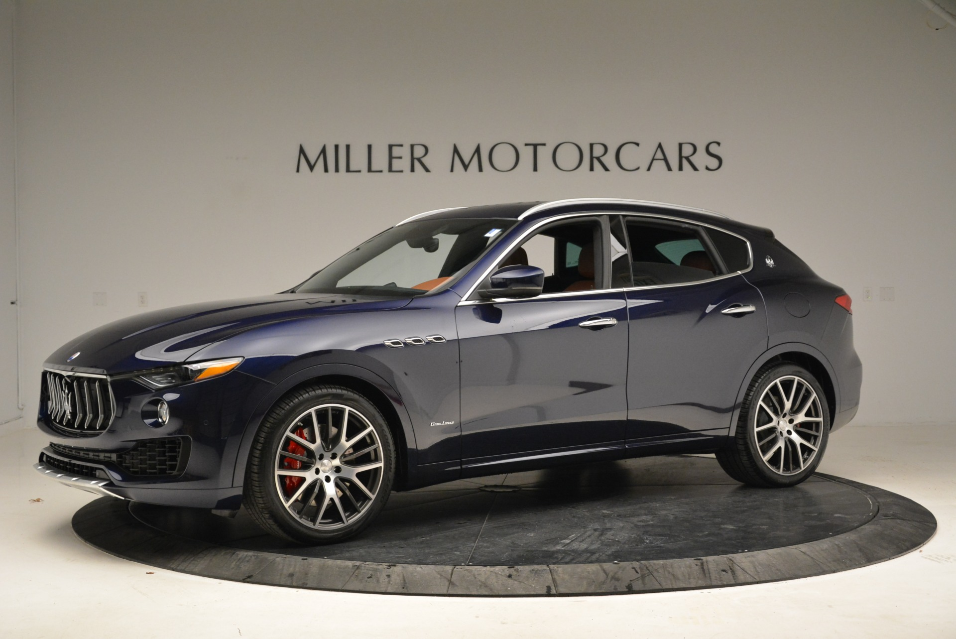 New 2018 Maserati Levante S Q4 GranLusso For Sale In Greenwich, CT. Alfa Romeo of Greenwich, M2039 1971_p3
