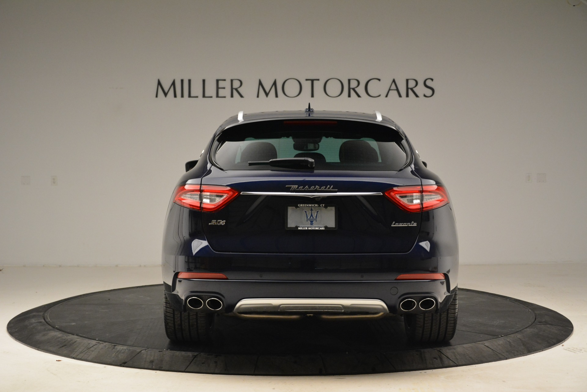 New 2018 Maserati Levante S Q4 GranLusso For Sale In Greenwich, CT. Alfa Romeo of Greenwich, M2039 1971_p7