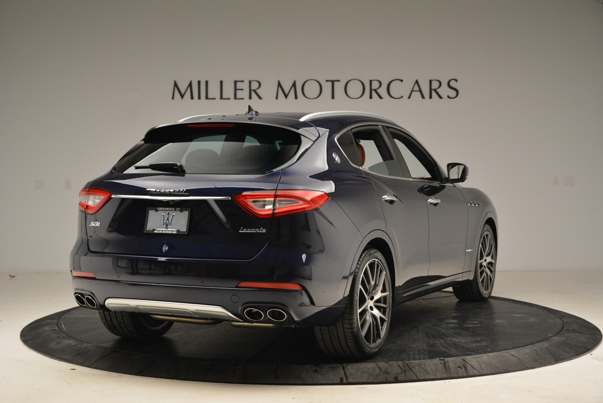New 2018 Maserati Levante S Q4 GranLusso For Sale In Greenwich, CT. Alfa Romeo of Greenwich, M2039 1971_p8