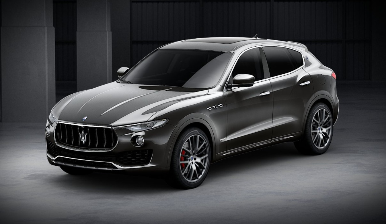New 2018 Maserati Levante S Q4 GRANSPORT For Sale In Greenwich, CT. Alfa Romeo of Greenwich, M2040 1972_main