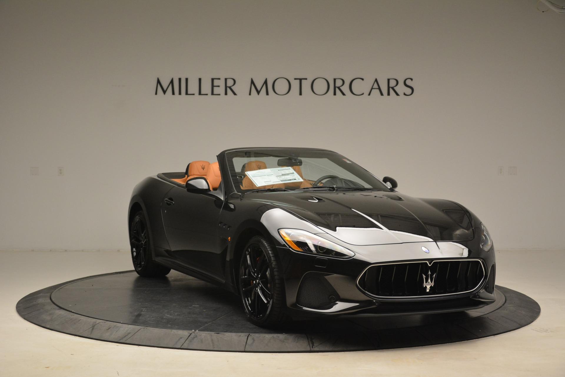 New 2018 Maserati GranTurismo MC Convertible For Sale In Greenwich, CT. Alfa Romeo of Greenwich, M2041 1973_p10