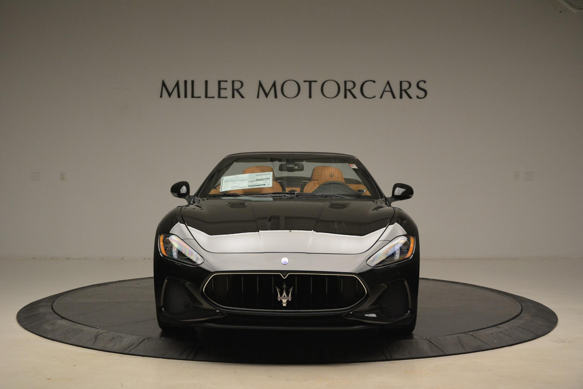 New 2018 Maserati GranTurismo MC Convertible For Sale In Greenwich, CT. Alfa Romeo of Greenwich, M2041 1973_p11
