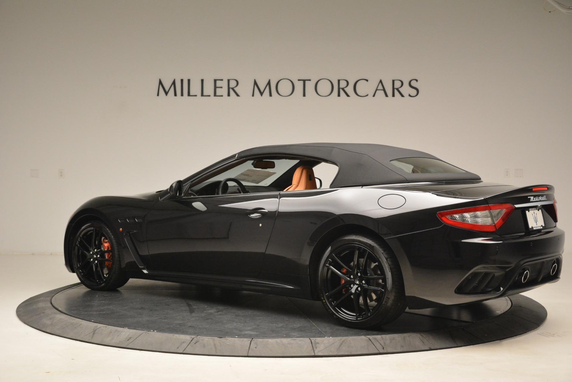 New 2018 Maserati GranTurismo MC Convertible For Sale In Greenwich, CT. Alfa Romeo of Greenwich, M2041 1973_p14