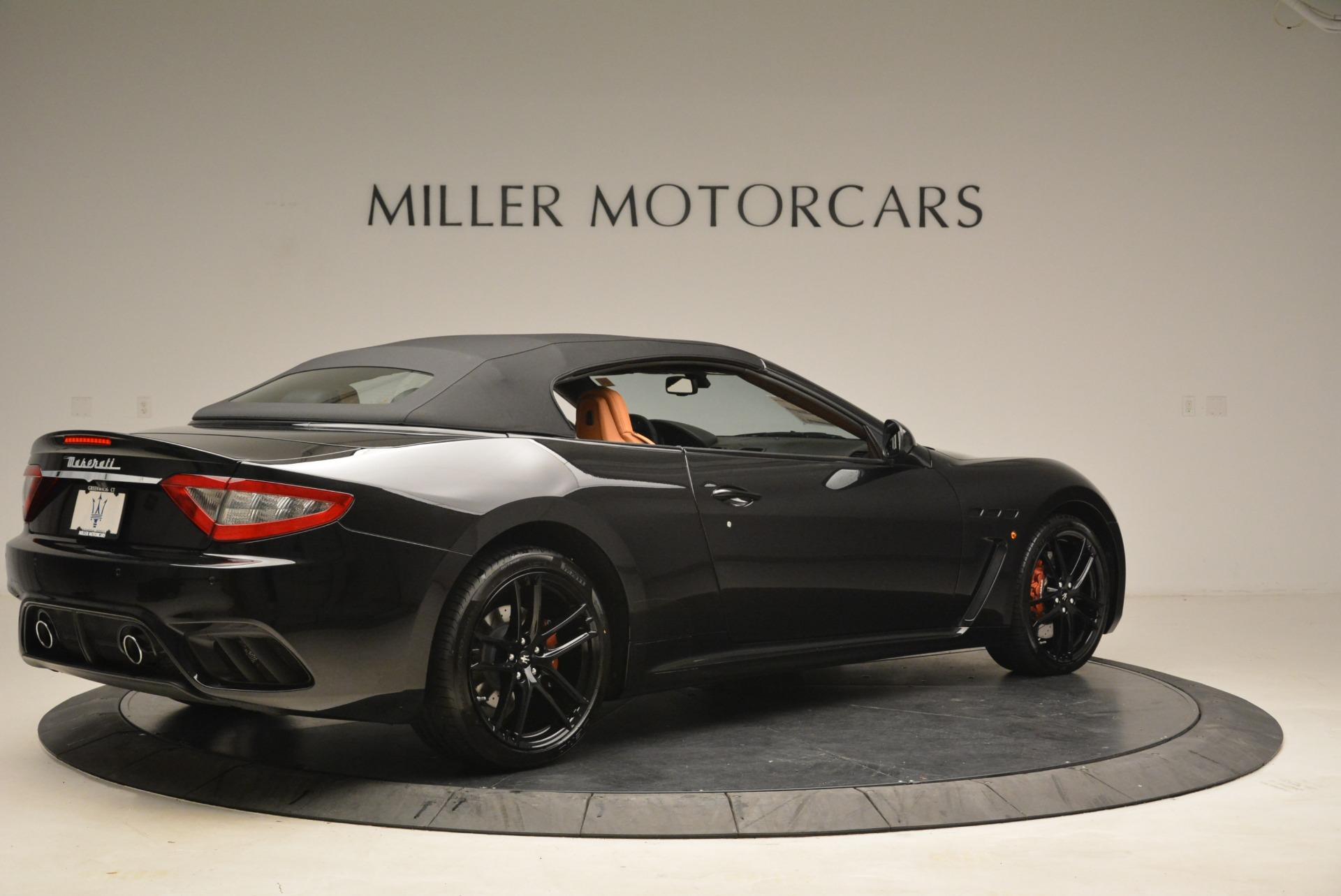 New 2018 Maserati GranTurismo MC Convertible For Sale In Greenwich, CT. Alfa Romeo of Greenwich, M2041 1973_p18