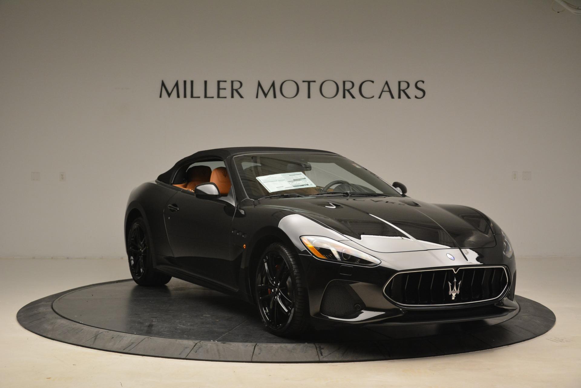 New 2018 Maserati GranTurismo MC Convertible For Sale In Greenwich, CT. Alfa Romeo of Greenwich, M2041 1973_p21