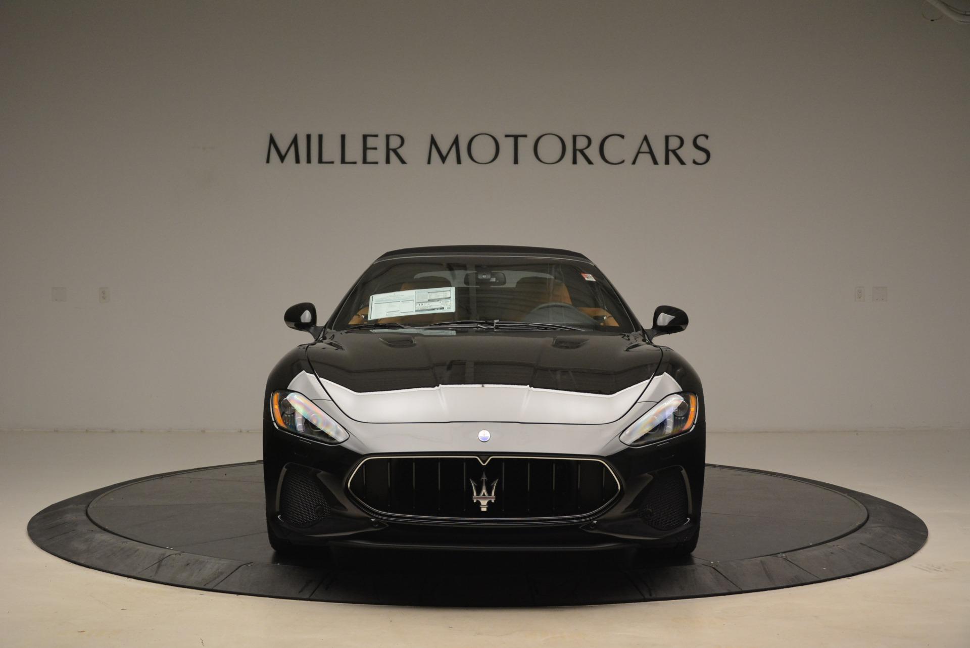 New 2018 Maserati GranTurismo MC Convertible For Sale In Greenwich, CT. Alfa Romeo of Greenwich, M2041 1973_p22