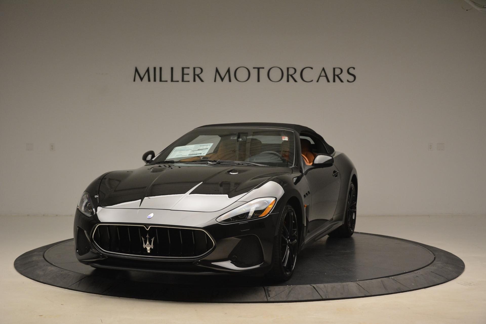 New 2018 Maserati GranTurismo MC Convertible For Sale In Greenwich, CT. Alfa Romeo of Greenwich, M2041 1973_p23