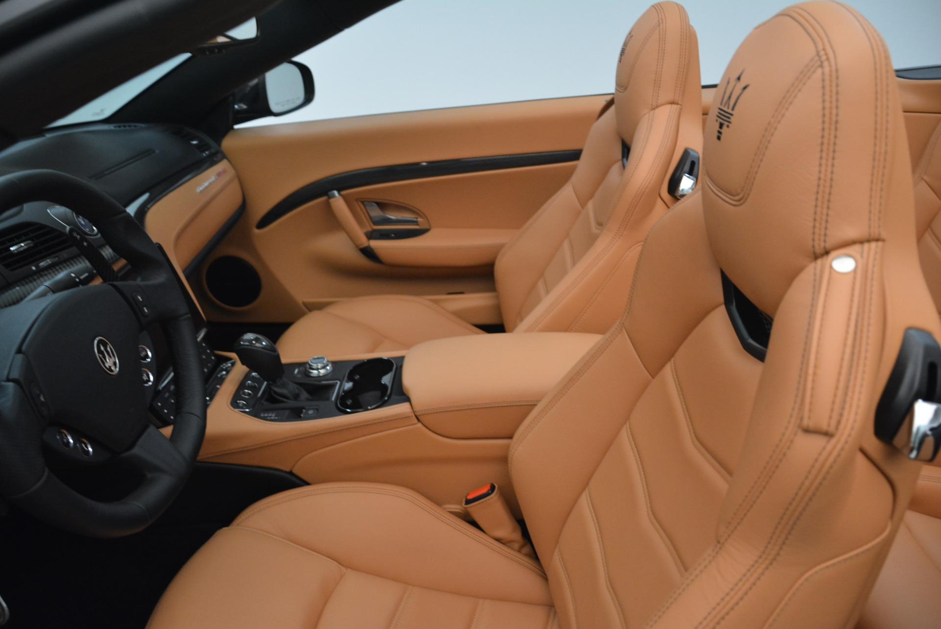 New 2018 Maserati GranTurismo MC Convertible For Sale In Greenwich, CT. Alfa Romeo of Greenwich, M2041 1973_p25
