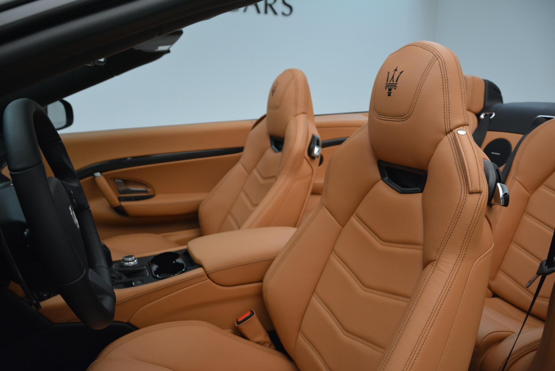 New 2018 Maserati GranTurismo MC Convertible For Sale In Greenwich, CT. Alfa Romeo of Greenwich, M2041 1973_p26