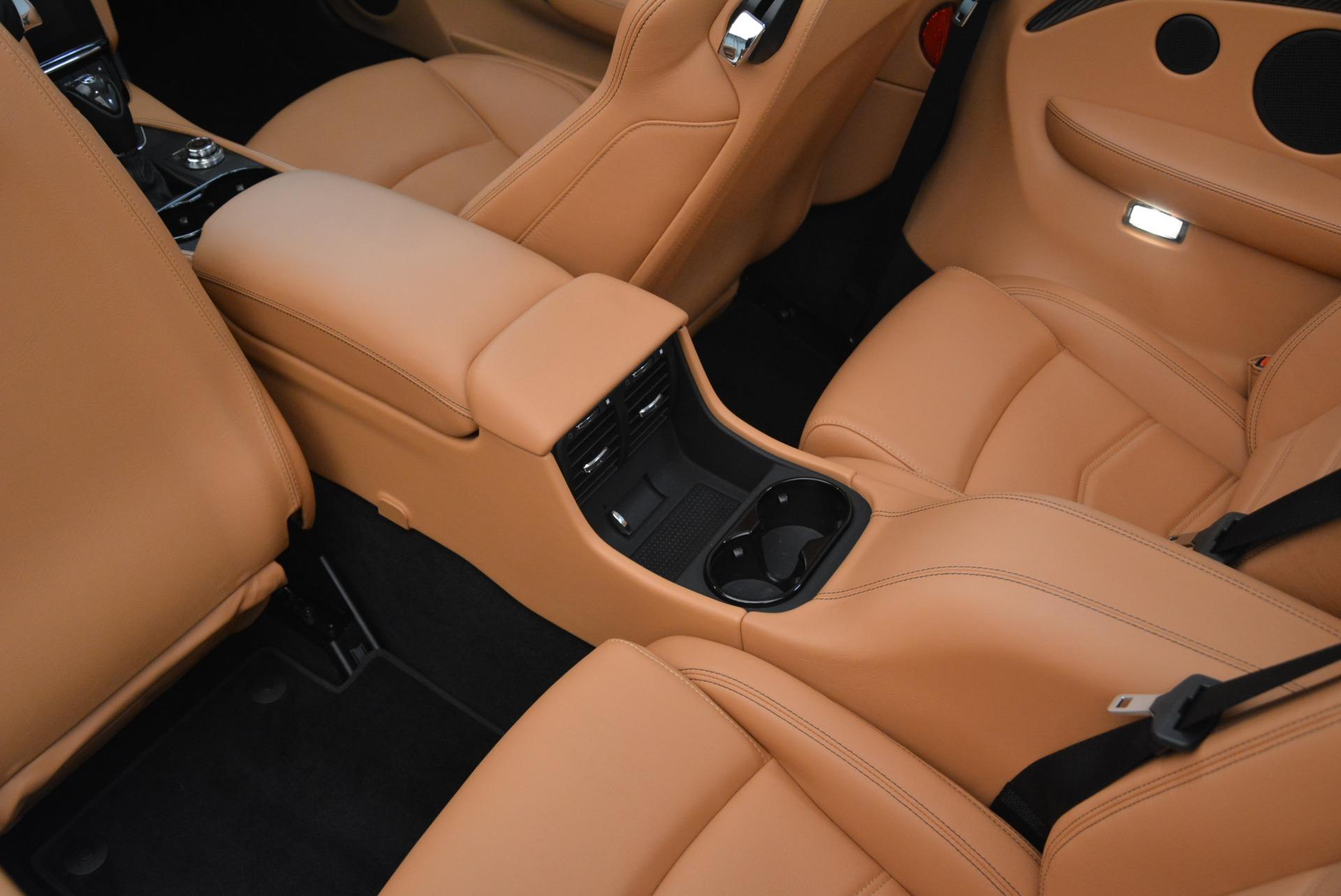 New 2018 Maserati GranTurismo MC Convertible For Sale In Greenwich, CT. Alfa Romeo of Greenwich, M2041 1973_p31
