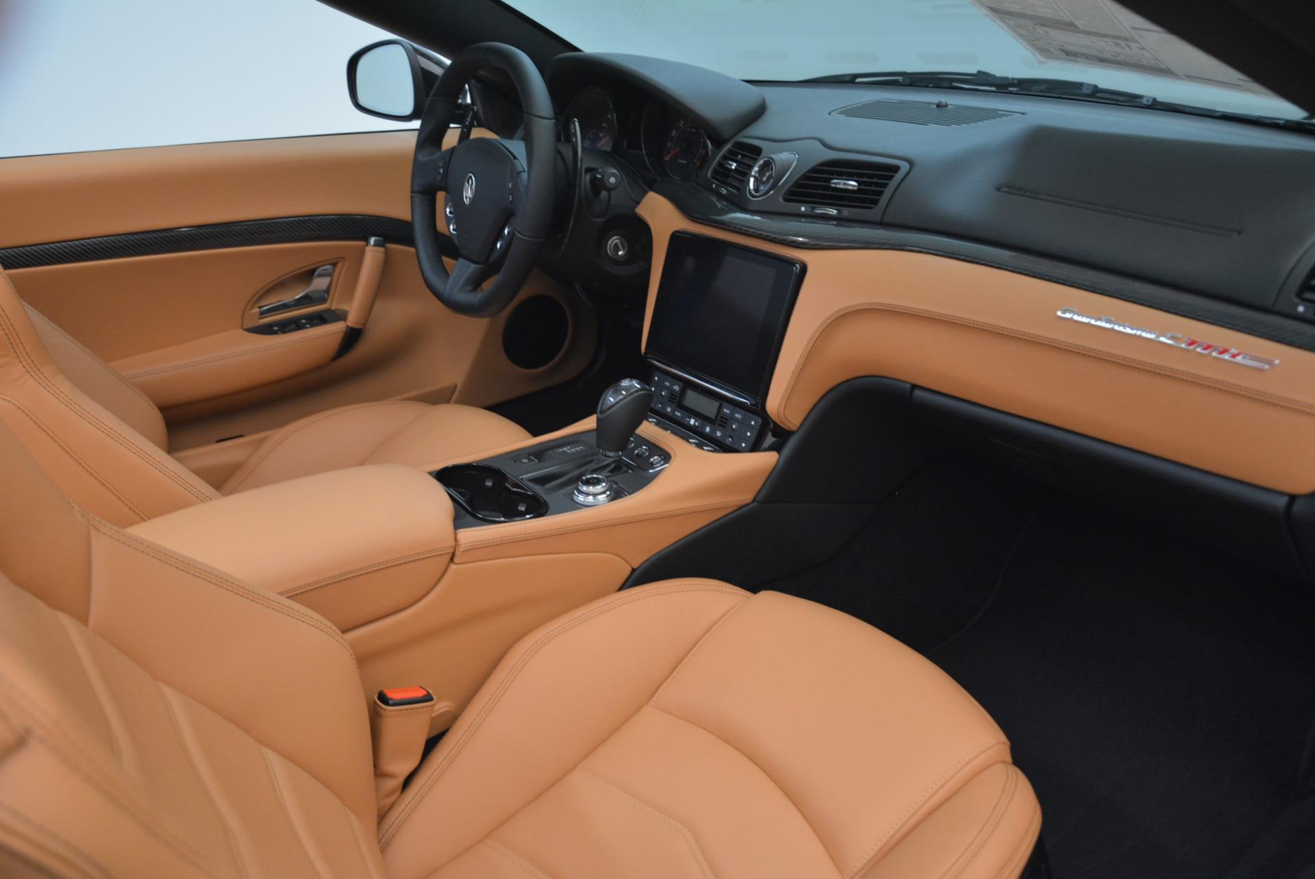 New 2018 Maserati GranTurismo MC Convertible For Sale In Greenwich, CT. Alfa Romeo of Greenwich, M2041 1973_p32