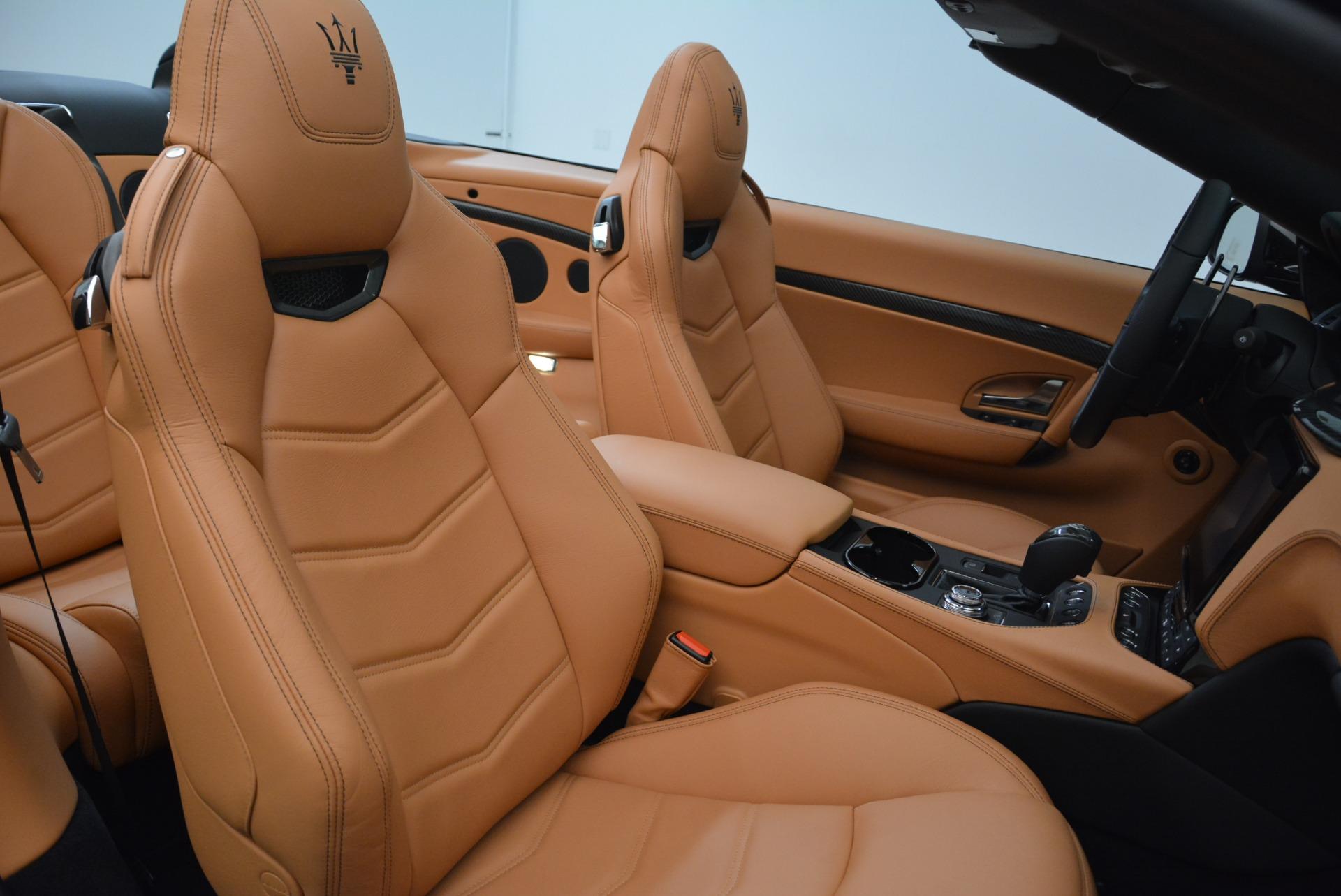 New 2018 Maserati GranTurismo MC Convertible For Sale In Greenwich, CT. Alfa Romeo of Greenwich, M2041 1973_p34