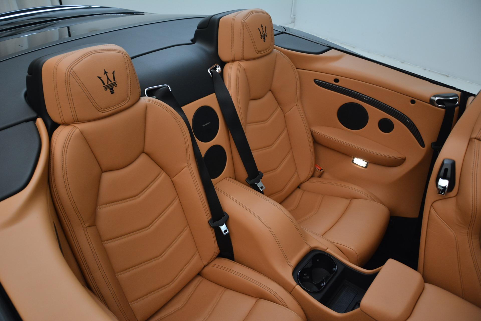 New 2018 Maserati GranTurismo MC Convertible For Sale In Greenwich, CT. Alfa Romeo of Greenwich, M2041 1973_p35