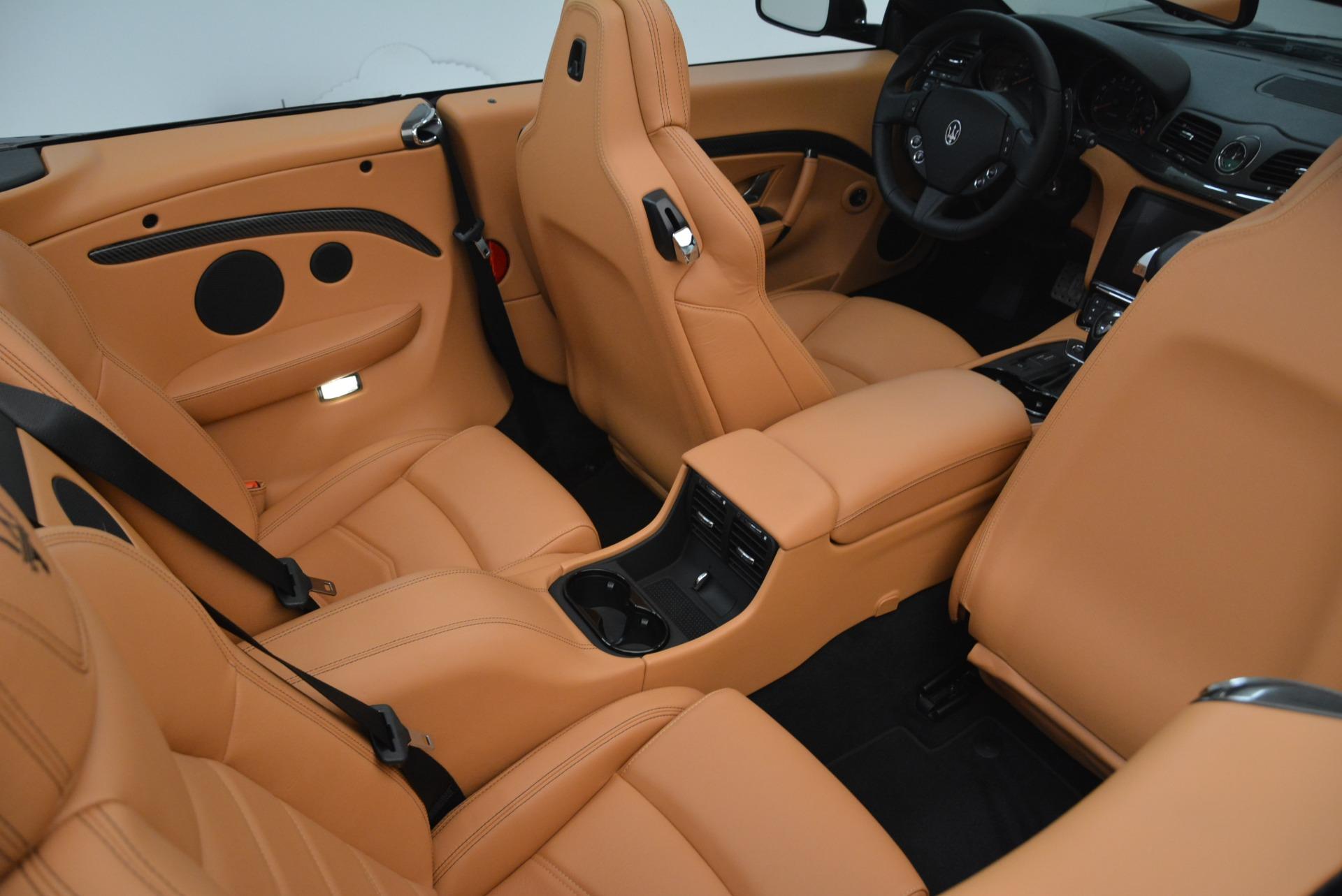 New 2018 Maserati GranTurismo MC Convertible For Sale In Greenwich, CT. Alfa Romeo of Greenwich, M2041 1973_p36