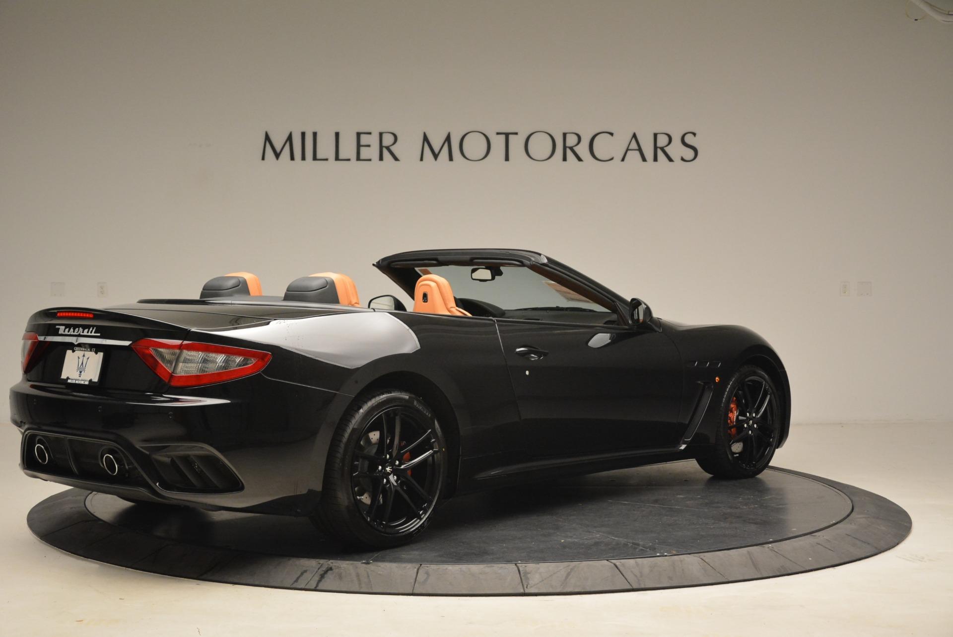 New 2018 Maserati GranTurismo MC Convertible For Sale In Greenwich, CT. Alfa Romeo of Greenwich, M2041 1973_p7