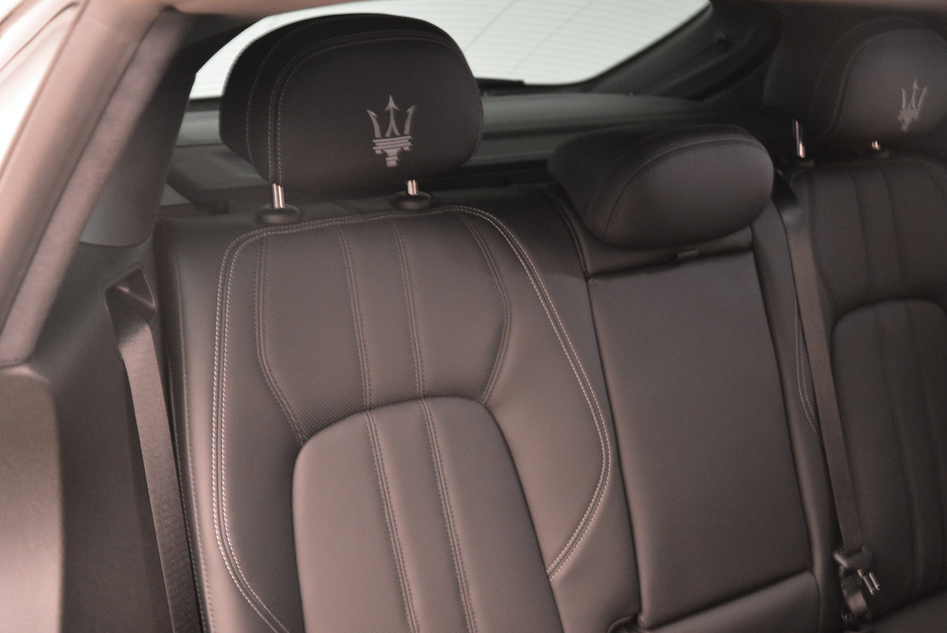 New 2018 Maserati Levante Q4 GranSport For Sale In Greenwich, CT. Alfa Romeo of Greenwich, M2043 1975_p23