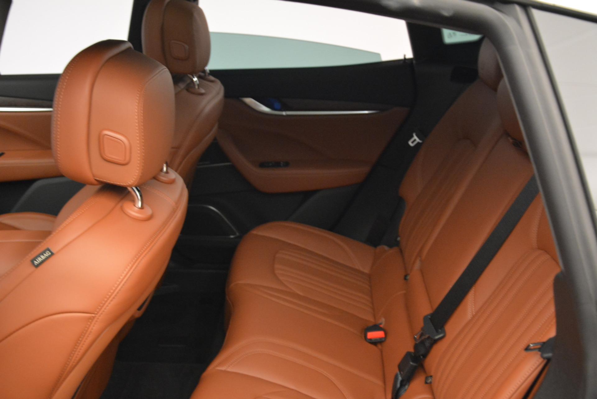 New 2018 Maserati Levante S Q4 GranLusso For Sale In Greenwich, CT. Alfa Romeo of Greenwich, M2038 1978_p17