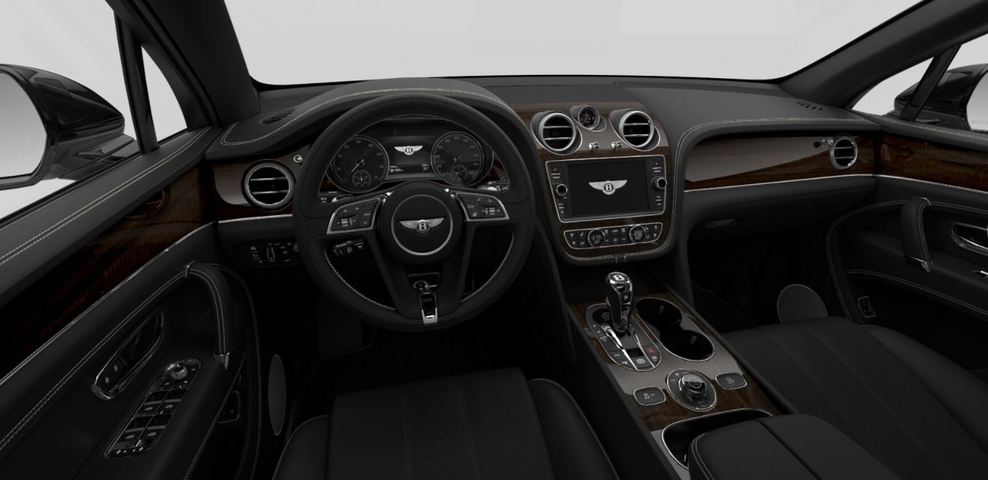 New 2018 Bentley Bentayga Black Edition For Sale In Greenwich, CT. Alfa Romeo of Greenwich, 373046 1982_p6