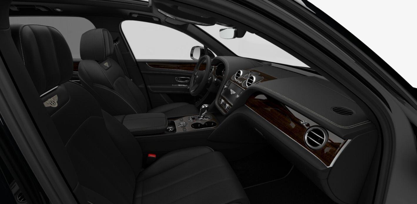 New 2018 Bentley Bentayga Black Edition For Sale In Greenwich, CT. Alfa Romeo of Greenwich, 373046 1982_p7