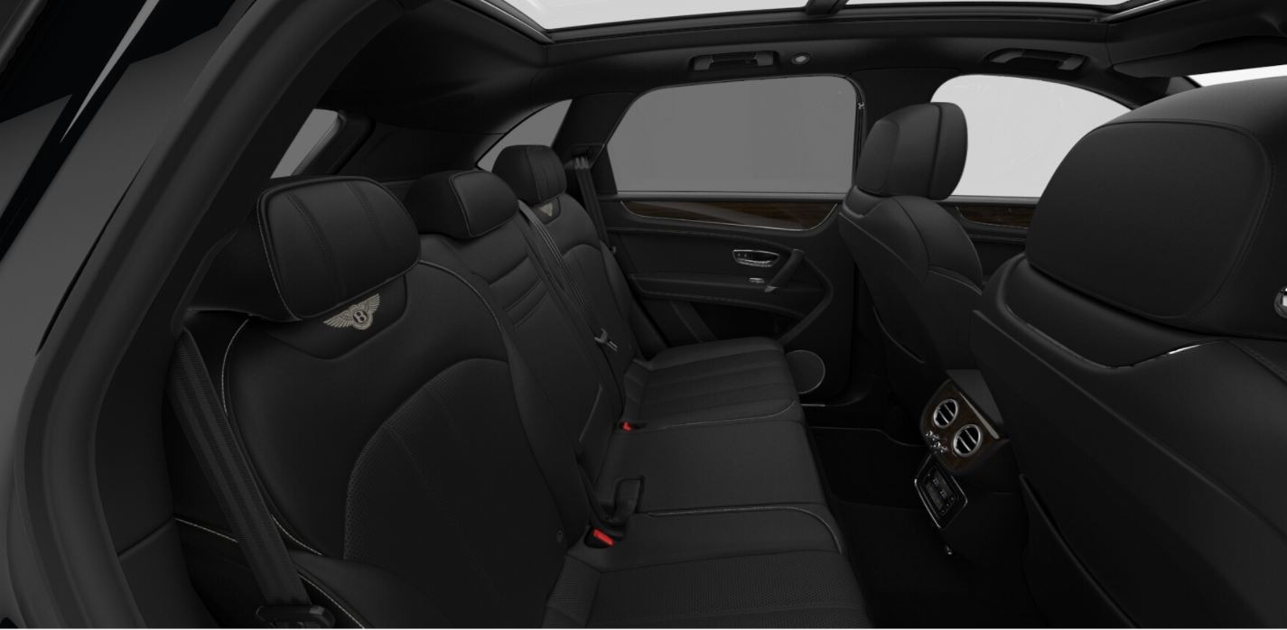 New 2018 Bentley Bentayga Black Edition For Sale In Greenwich, CT. Alfa Romeo of Greenwich, 373046 1982_p8