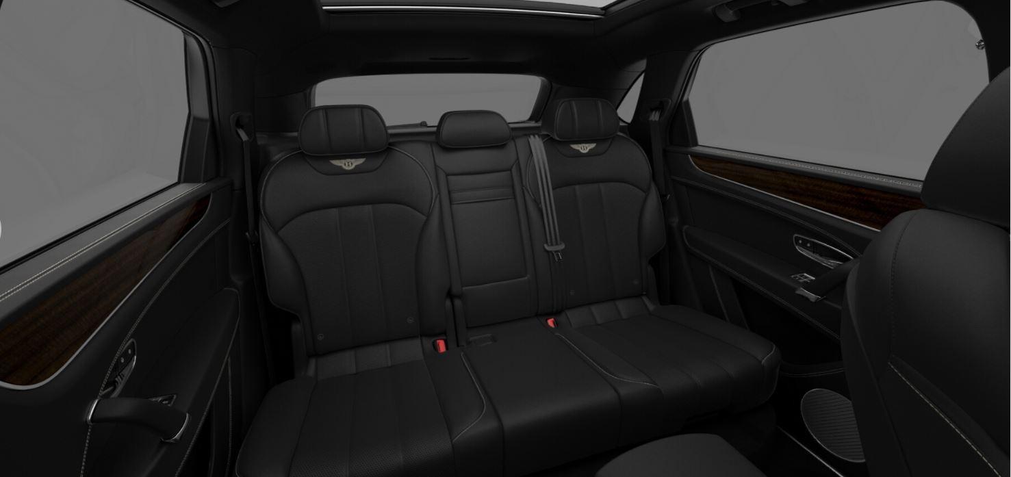 New 2018 Bentley Bentayga Black Edition For Sale In Greenwich, CT. Alfa Romeo of Greenwich, 373046 1982_p9