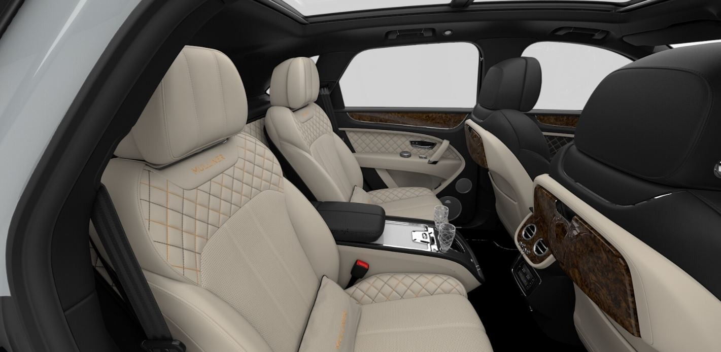 New 2018 Bentley Bentayga Mulliner For Sale In Greenwich, CT. Alfa Romeo of Greenwich, 373723 1988_p7