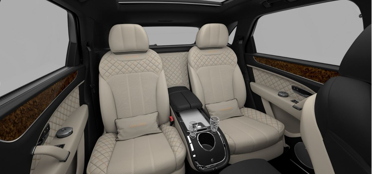 New 2018 Bentley Bentayga Mulliner For Sale In Greenwich, CT. Alfa Romeo of Greenwich, 373723 1988_p9