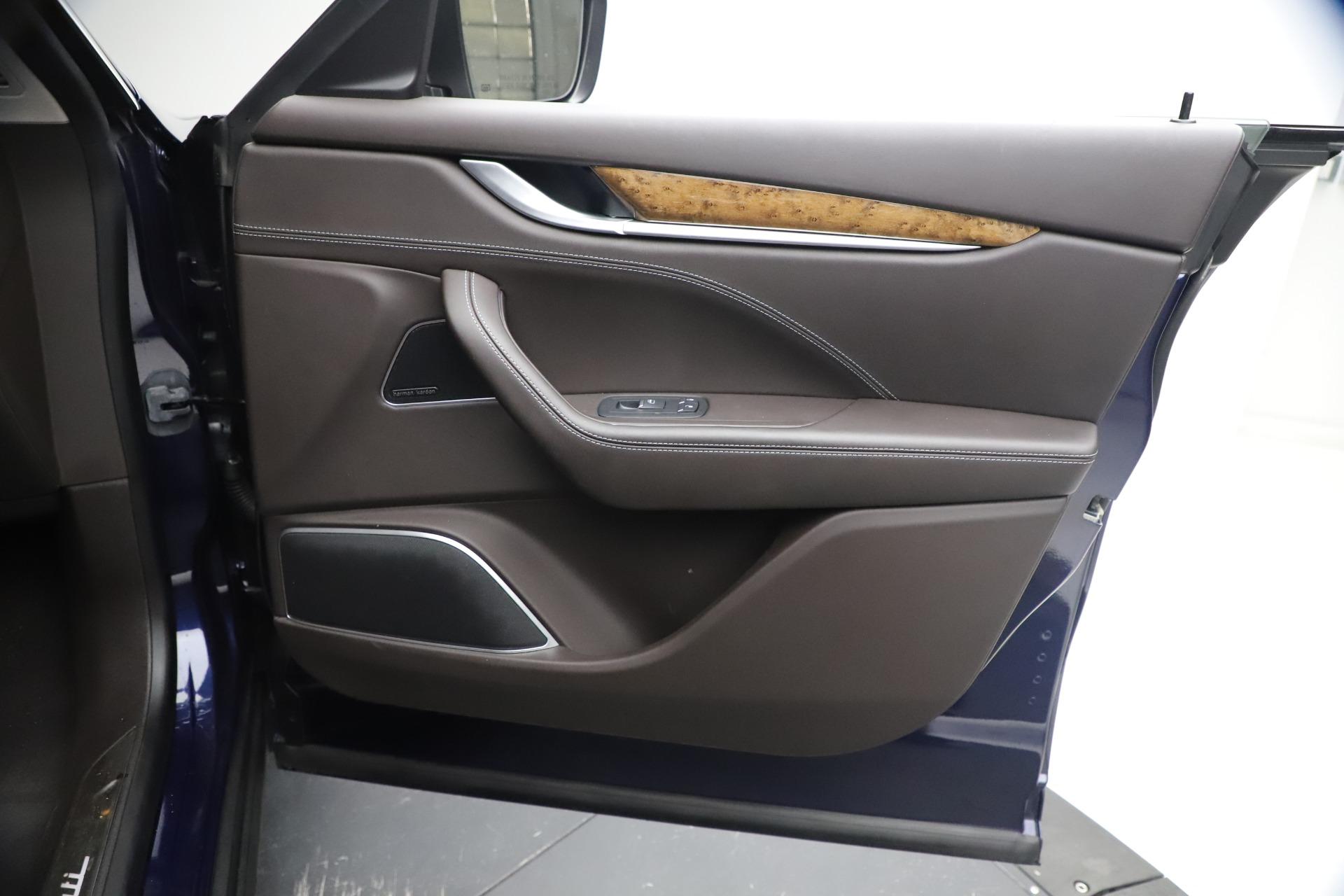 New 2018 Maserati Levante S Q4 GranLusso For Sale In Greenwich, CT. Alfa Romeo of Greenwich, W563 1990_p22